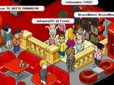 Party in Habbo to DJ Fuse - H.A.B.B.O.