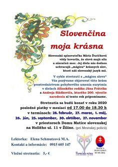 Kostýmy a kroje – Matica slovenská Bullet Journal