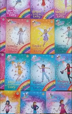 20 rainbow magic books - excellent condition - most unread For Sale in Wigan, Lancs