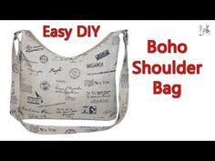 3 Easy Ways to Use Promotional Shoulder Bags As Profitable Business Assets – Bags & Purses Diy Bag Organiser, Boho Crossbody Bag, Tote Bag, Diy Clutch, Diy Bags Purses, Bag Pattern Free, Carpet Bag, Purse Tutorial, Diy Handbag