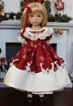 Heirloom Ensemble for Effner 13 034 Little Darling Dolls by Petite Princess Designs | eBay