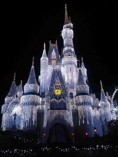 Disney Princess Castle.