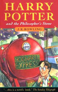 Harry Potter and the Philosophers Stone by J.K. Rowling