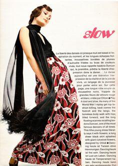 Featherstone Vintage — Chloe Elegance Magazine - 1971/1972 ...