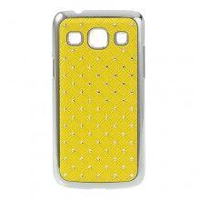Carcaça Samsung Galaxy Core Plus Hard Case Diamond Amarela  6,99 €