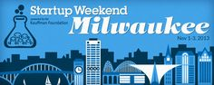 Startup Weekend Milwaukee coming up fast.  November 1, 2013.  Click for details...