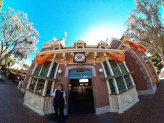 360 Degrees of #Disneyland #Photography during #HalloweenTime