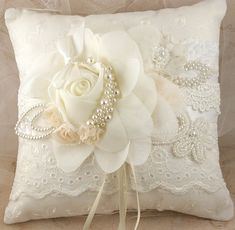 Beautiful chic pillow cushion ♥