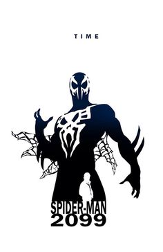 Spider-Man 2099 - Time by Steve Garcia
