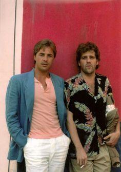 "Don Johnson & Glenn Frey - Miami Vice ""Smuggler's Blues"" (1985)"