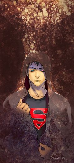 +Kon-El+ by =saharaam on deviantART