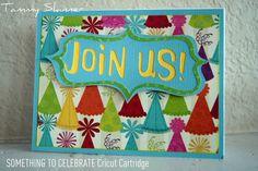 Creative Critters Cricut Club: Card - Birthday