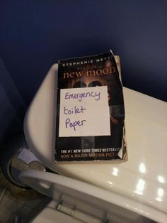 For wanting to use it as toliet paper is sure has been read alot!!  Someone obviously likes it!!