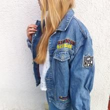 Gebraucht vintage jeansjacke Oversize L: https://www.shpock.com/i/VPMQA9ko0cwBi0Wx/ #jeansjacke #spring #frühling
