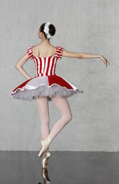 Ballet / Dance Costume CANDY CANE LAND OF THE SWEETS NUTCRACKER Nutcracker Collection http://www.georgiegirlcostumes.com/ 1-800-292-1902