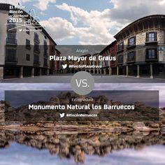 Aragón y Extremadura se enfrentarán en la gran final de El Mejor Rincón 2015 ¡Enhorabuena a los dos!