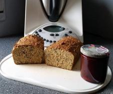 Rezept Eiweißbrot...sehr saftig! von elflein69 - Rezept der Kategorie Brot & Brötchen