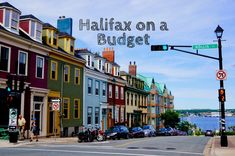 This 20 Best Things to Do in Halifax Travel Guide has a budget-friendly focus to highlight free activities, happy hours, dinner specials, cheap hotels & tips! East Coast Travel, East Coast Road Trip, Canada Cruise, Canada Travel, Canada Trip, Travel Usa, Nova Scotia Travel, Single Travel, Costa Rica Travel