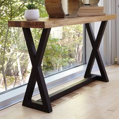 Found it at Wayfair - Wesling Console Table More