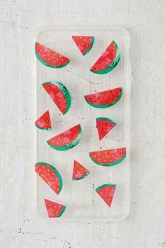 Sonix Watermelon iPhone 6 Plus/6s Plus Case - Urban Outfitters