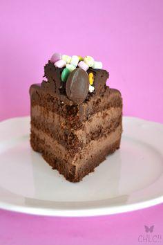 mona de pascua de trufa y chocolate, receta Thermomix