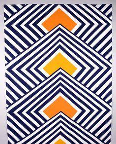 Peter Condu 1972 - Textile design