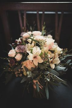 An intimate romance with a dreamy dark purple colour palette enjoy this Ballyvolane House wedding. Purple Color Palettes, Cork, Floral Wreath, Romantic, Photography, House, Wedding, Beautiful, Valentines Day Weddings