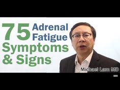 Watch out for these 75 Important Signs & Symptoms of Adrenal Fatigue