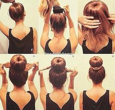 Fabulous 1000 Images About Hair On Pinterest Bun Hairstyles Fat Face Hairstyles For Men Maxibearus