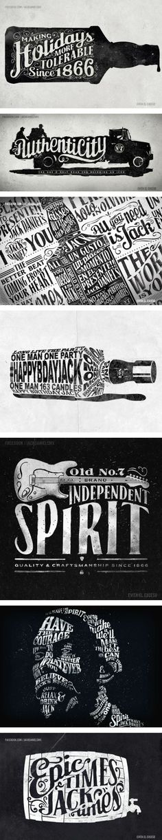 vintage typography branding design http://www.brandingidentitydesign.com/22-inspirational-examples-vintage-typography-branding/