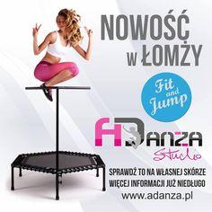W Łomży też już jesteśmy! Zapraszamy na zajęcia i niezapomniane wrażenia! :)))  #fitness #sport #trampoline #trampolines #trampoliny #polishgirls #kobieta #women #body #health #fun #zdrowie #sylwetka #ciało