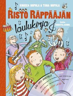 Risto Räppääjän laulukirja | Metropolian kirjaston kokoelmat | MetCat