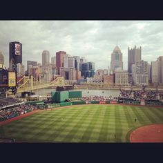 Pittsburgh....close to where I'll be living soon...