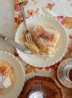 Food for thought: Σερραϊκή μπουγάτσα Food For Thought, French Toast, Breakfast, Cake, Morning Coffee, Kuchen, Torte, Cookies, Cheeseburger Paradise Pie