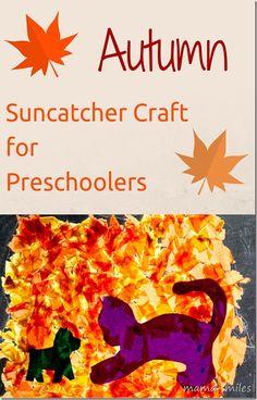 Autumn suncatcher pr