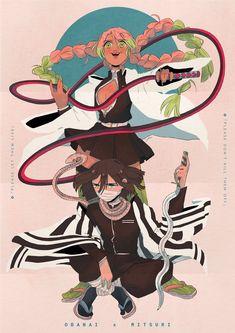 Anime Character Drawing, Cute Anime Character, Character Art, Character Design, Manga Anime, Anime Demon, Demon Slayer, Slayer Anime, Manga Books