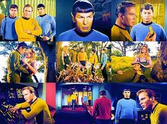 This Side of Paradise. The only time Spock was ever truly happy. (Star Trek)