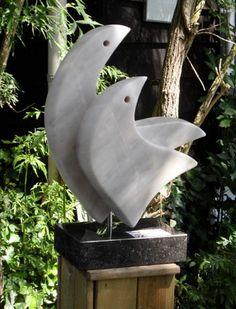 Afbeeldingsresultaat voor abstracte beelden van steen Abstract Sculpture, Sculpture Art, Garden Sculpture, Marble Carving, Stone Carving, Plastic Art, Stone Sculpture, Wire Art, Sculpting