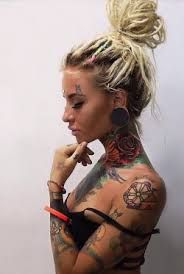 Image result for full body tattoo women tumblr
