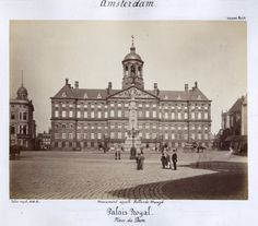 Amsterdam - Royal Palace.