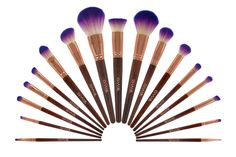 Fairytale Collection | 17pcs Makeup Brush Set