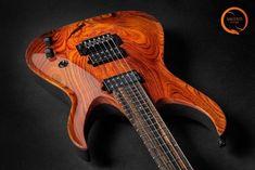 "Valenti Guitars on Instagram: ""Valenti Guitars - Callisto Carved #060 (Sold) More info at www.valentiguitars.com or DM #valentiguitars #valenti #customguitar…"""
