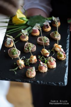 Skewers and Slate In Action