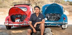 Das Auto Magazine – quick, clean, and classic. California's Zelectric is turning old Beetles into state-of-the-art electric cars with a classic retro style Text & Photos Matthias B. Krause