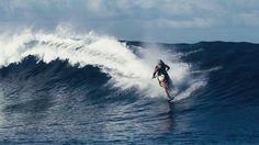 Wavebiking! No trucage.