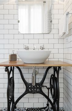 16 Stylish Bathroom Vanities You Won't Believe You Can DIY surprising antique