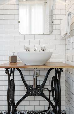 16 Stylish Bathroom Vanities You Won't Believe You Can DIY surprising antique