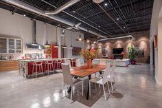 Kantoorinrichting Van Hypernuit : 30 best industrial interior design images industrial interiors