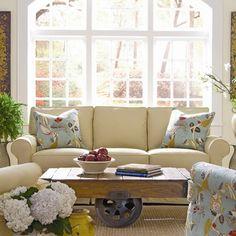 Rowe Furniture Nantucket Sofa & Reviews | Wayfair