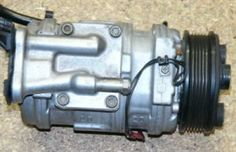 2001 Honda CR-V A/C Compressor  Model:CR-V  Sub Models:EX, LX, SE  Engine Sizes:2.0L L4 GAS  Item:A/C Compressor  OEM Genuine Quality  Items Available:91  Average Price:$206.00 (SHIPPING included)